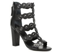 Gariza2 Sandalen in schwarz