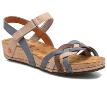 Pompei 735 Sandalen in blau
