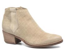 Clarina Stiefeletten & Boots in beige