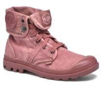 Us Baggy F Sneaker in rot