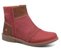 Bergen 849 Stiefeletten & Boots in rot