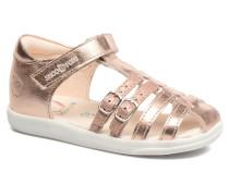 Pika Spart Sandalen in beige