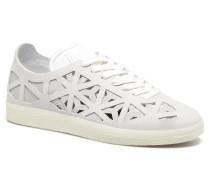Gazelle Cutout W Sneaker in weiß
