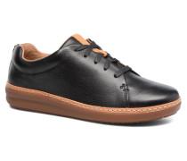 Amberlee Crest Sneaker in schwarz