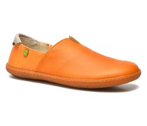 El Viajero N275 W Slipper in orange