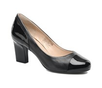 Sto7H75 Color Block Pump Pumps in schwarz