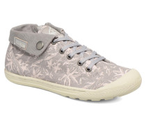 Letty Print Sneaker in grau