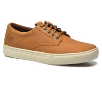 Adventure 2.0 Cupsole Lea Sneaker in braun
