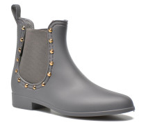 Angy Mat Stiefeletten & Boots in grau
