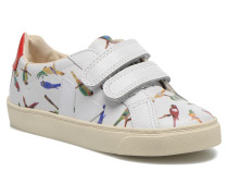 Esplar Small Velcro Sneaker in weiß