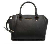 SELMA MD TZ SATCHEL Handtasche in schwarz