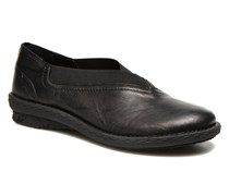 Noura Slipper in schwarz