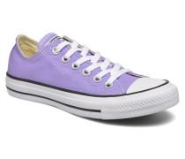 Chuck Taylor All Star Ox W Sneaker in lila