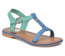 Rose Sandalen in blau