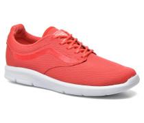 Iso 1.5 + Sneaker in rot