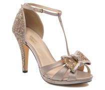 Balsamine Sandalen in beige