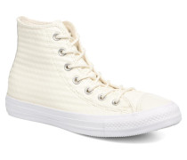 Chuck Taylor All Star Craft Leather Hi Sneaker in weiß