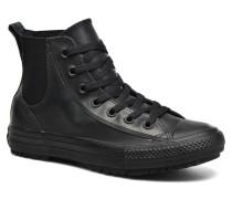 Ctas Chelsea Boot Rubber Hi Sneaker in schwarz