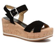 Karpi Sandalen in schwarz