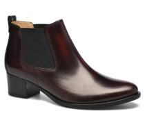 Inès Stiefeletten & Boots in rot