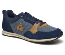 Bolivar Craft 2 TonesinSuede Sneaker in blau
