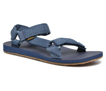 Original universal Sandalen in blau