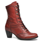Vylma Stiefeletten & Boots in rot