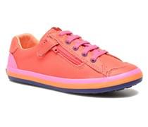 Pelotas Zip E Sneaker in rosa