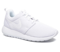 W Roshe One Sneaker in weiß