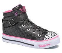 Shuffles Sweetheart Sole Sneaker in schwarz