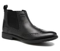 U Jaylon B U74Y7B Stiefeletten & Boots in schwarz