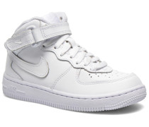 Air Force 1 Mid (PS) Sneaker in weiß