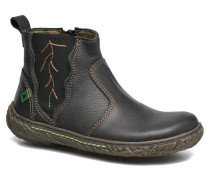 E758 Nido Stiefeletten & Boots in schwarz