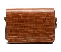 Leather bag N°53 Handtaschen für Taschen in braun