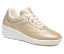 Dandys Sneaker in goldinbronze