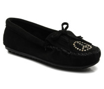 PEACE Slipper in schwarz
