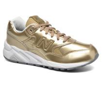 WRT580 Sneaker in goldinbronze