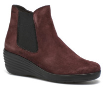 Ebony 20 Stiefeletten & Boots in weinrot