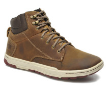 COLFAX MID Sneaker in braun