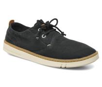 Earthkeepers Hookset Handcrafted Fabric Oxford Sneaker in schwarz