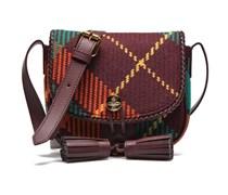 WINTER TARTAN Crossbody Handtaschen für Taschen in mehrfarbig