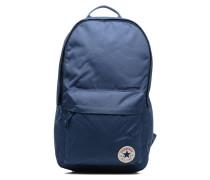 EDC poly Backpack M Rucksäcke für Taschen in blau