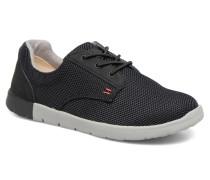 K Ellerson Knit Sneaker in schwarz