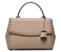 AVA STUD MD TH Satchel Handtaschen für Taschen in beige