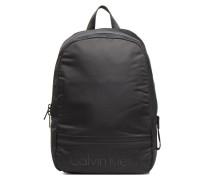 Matthew 2.0 Backpack Rucksack in schwarz