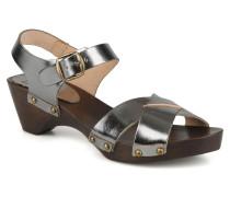 Sandales exclu Sandalen in silber