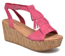 Central Sandalen in rosa