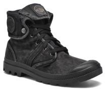 Us baggy h Sneaker in schwarz