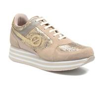 Parko Jogger Split P. Sphinx Sneaker in goldinbronze
