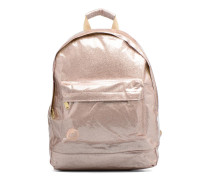 Gold Backpack Rucksack in goldinbronze